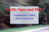 Drivers Education Traffic Signs