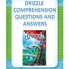 Drizzle Comprehension Questions and Answers
