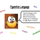 Drop the Chicken Figurative Language LESSON!