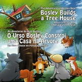 Dual Language Book - Portuguese-English - Bosley Builds a