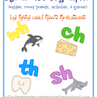 Dynamite Digraphs {riddles, sound friends, activities, &amp; games}