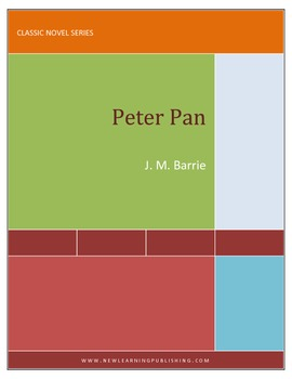 E-novel: Peter Pan