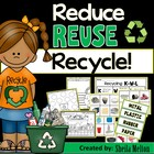 Reduce! Reuse! Recycle! {Real Picture Cards for Sorting}