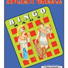 Ancient Greece Bingo Game