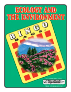 Ecology and The Environment Bingo Game