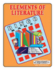 Elements of Literature Bingo Game