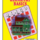 Geometry Basics Bingo Game