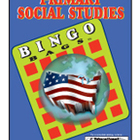Primary Social Studies Bingo Game