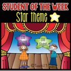 EDITABLE: Star Student - Integrated Student of the Week