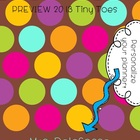 EDITABLE Teacher Planner - Hot Chocolate Dots - So Smooth!