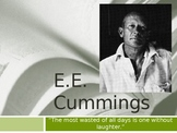 E.E. Cummings Biographical Power Point