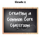 "ELA 1 Common Core  At-a-Glance, Mastery Checklists, and ""I"