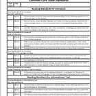 ELA Common Core Checklist  and Planning Template- 3rd (PDF