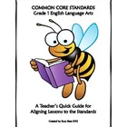ELA Common Core Grade One Quick Guide