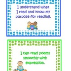 ELA I Can Common Core Statements