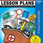 Emergency Lesson Plans: Grades 3,4