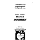 ELENA'S JOURNEY Comprehension Questions & Worksheets
