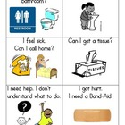 ELL Student Communication Cards