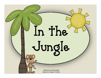 ELL eBook:  In the Jungle