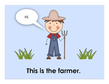 ELL eBook:  On the Farm