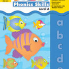 Basic Phonics Skills, Level A, Grades PK-K (Enhanced eBook)
