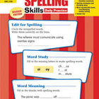 Building Spelling Skills, Grade 5 (Enhanced eBook)