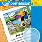 Clues to Comprehension, Grades 3-4 (Enhanced eBook)
