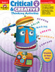 Critical and Creative Thinking Activities, Grade 4 (Enhanc