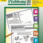 Daily Word Problems: Grade 3 (Enhanced eBook)