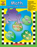 Early Learning Resources, Math Games and Centers