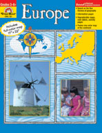 Geography Units, Europe (Enhanced eBook)