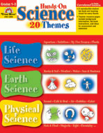 Hands-On Science-20 Themes, Grades 1-3 (Enhanced eBook)