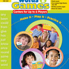 High-Frequency Words: Center Gamesfor Up to 6 Players, Lev