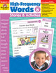High-Frequency Words: Stories and Activities, Level D (Enh