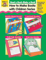How to Make Books with Children Series, Read a Book - Make