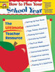 How to Plan Your School Year, Grades K-6 (Enhanced eBook)
