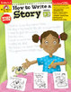 How to Write a Story, Grades 1-3 (Enhanced eBook)