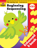 Learning Line Language Arts: Beginning Sequencing (Enhance