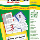 Literature Pockets, Intermediate, Nonfiction, Grades 4-6 (