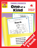 One of A Kind (Enhanced eBook)