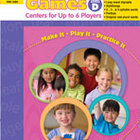 Phonics Games: Level D (Enhanced eBook)