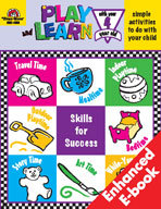 Play and Learn with Your Four Year Old (Enhanced eBook)