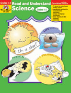 Read and Understand Science, Grades 1,2 (Enhanced eBook)
