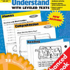 Read and Understand with Leveled Texts: Grade 1 (Enhanced eBook)