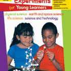 Science Experiments for Young Learners, Grades K-2 (Enhanc