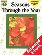 Seasons Through the Year (Enhanced eBook)