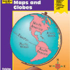 Social Studies Activity Books, Beginning Maps and Globes (