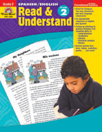 Spanish/English Read & Understand, Grade 2