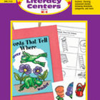 Take It to Your Seat Literacy Centers, Grades K,1 (Enhance