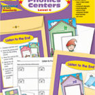 Take It to Your Seat Phonics Centers, Level C, Grades 1,2